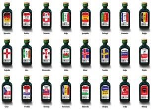 Sve 24 boce za EURO 2016
