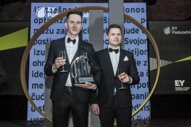 Zoran Vucinic i Alan Sumina