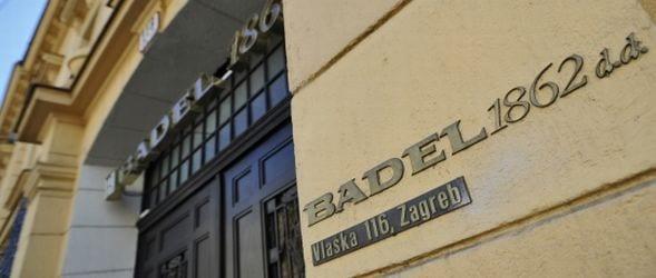 Sjediste tvrtke Badel 1862 171009