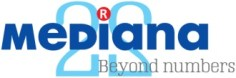 mediana Logotip