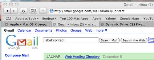 GMail New URL 2