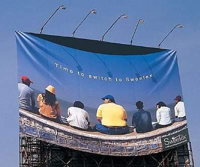 Billboard Sweatex