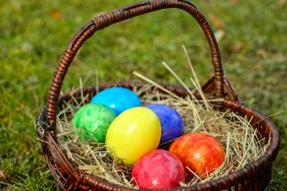 Delicious Easter Eggs
