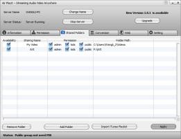 Air Playit Server Windows