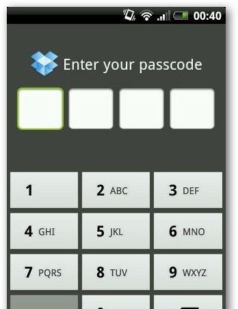 Password Protect - 3