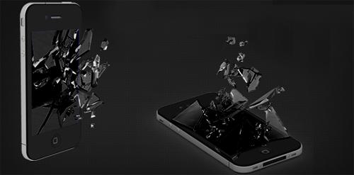 broken your smartphone