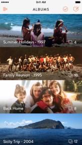 Heirloom iPhone App 3