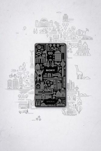 Edisi Terbatas Xperia Z3 Berlin_3