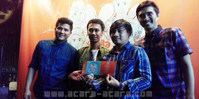 Foto Sheila On 7 Musim Yang Baik Hard Rock Cafe Jakarta