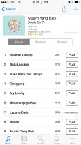 Musim Yang Baik di iTunes Store iPhone