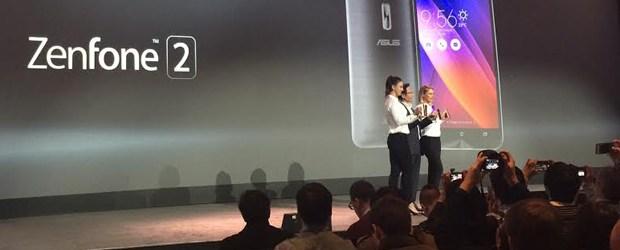 Asus, Zenfone 2, CES 2015, Las Vegas