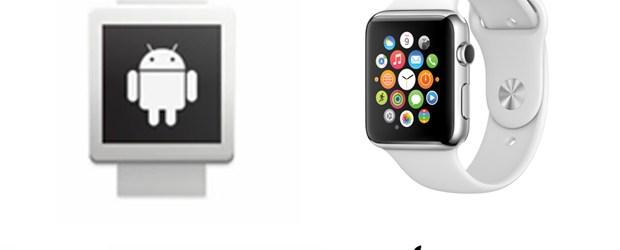Apple Watch, Android Wear, Google, Apple, Tesla