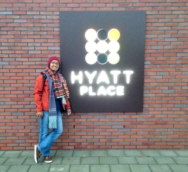 Bermalam di Amsterdam Belanda 2015