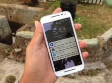 Motorola Moto G 2015 Putih