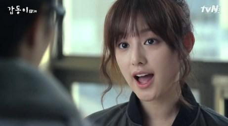 Akting Kim Ji-won