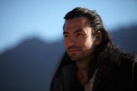 David Lee McInnis perannya dalam Escape from Tibet