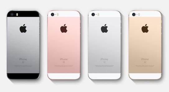 Empat Warna Apple iPhone SE