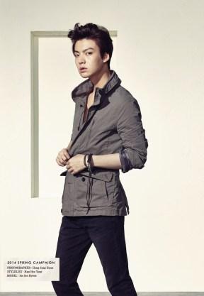 Foto Lama Ahn Jae Hyun