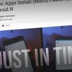 Install Aplikasi di Android N