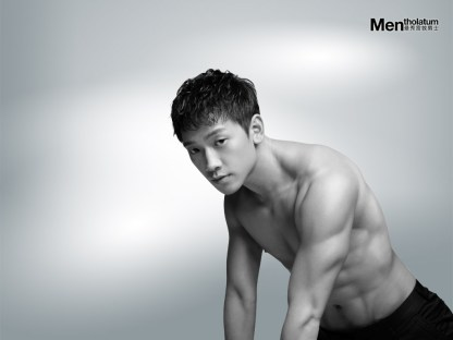 Jung Ji-hoon (Rain) Six Packs Photos