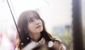 Ku Hye-Sun make Payung