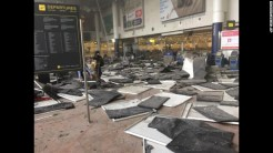 News Update Brussels Airport and Metrostation under Attack Belgium