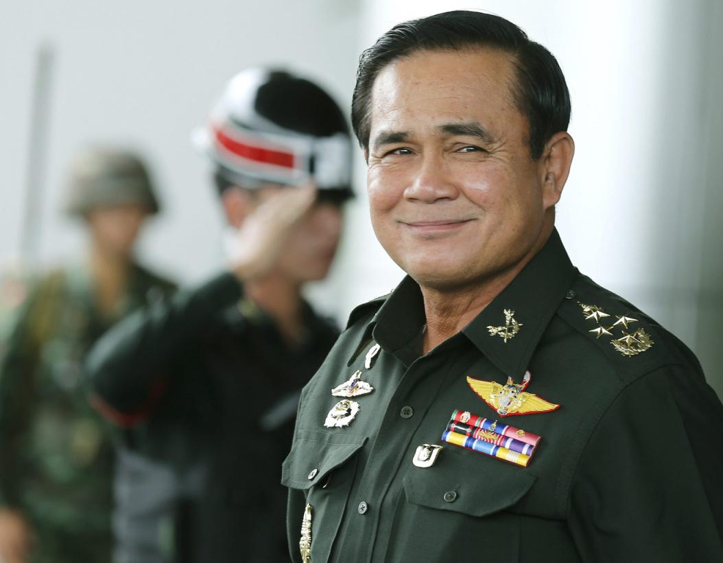 PM Thailand Prayut Chan-ocha