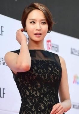 Park Jung Ah Muda