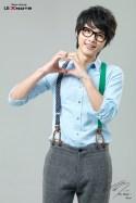 Wajah Cute Song Joong-ki