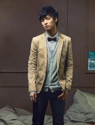 Foto Terbaru Min Hyuk