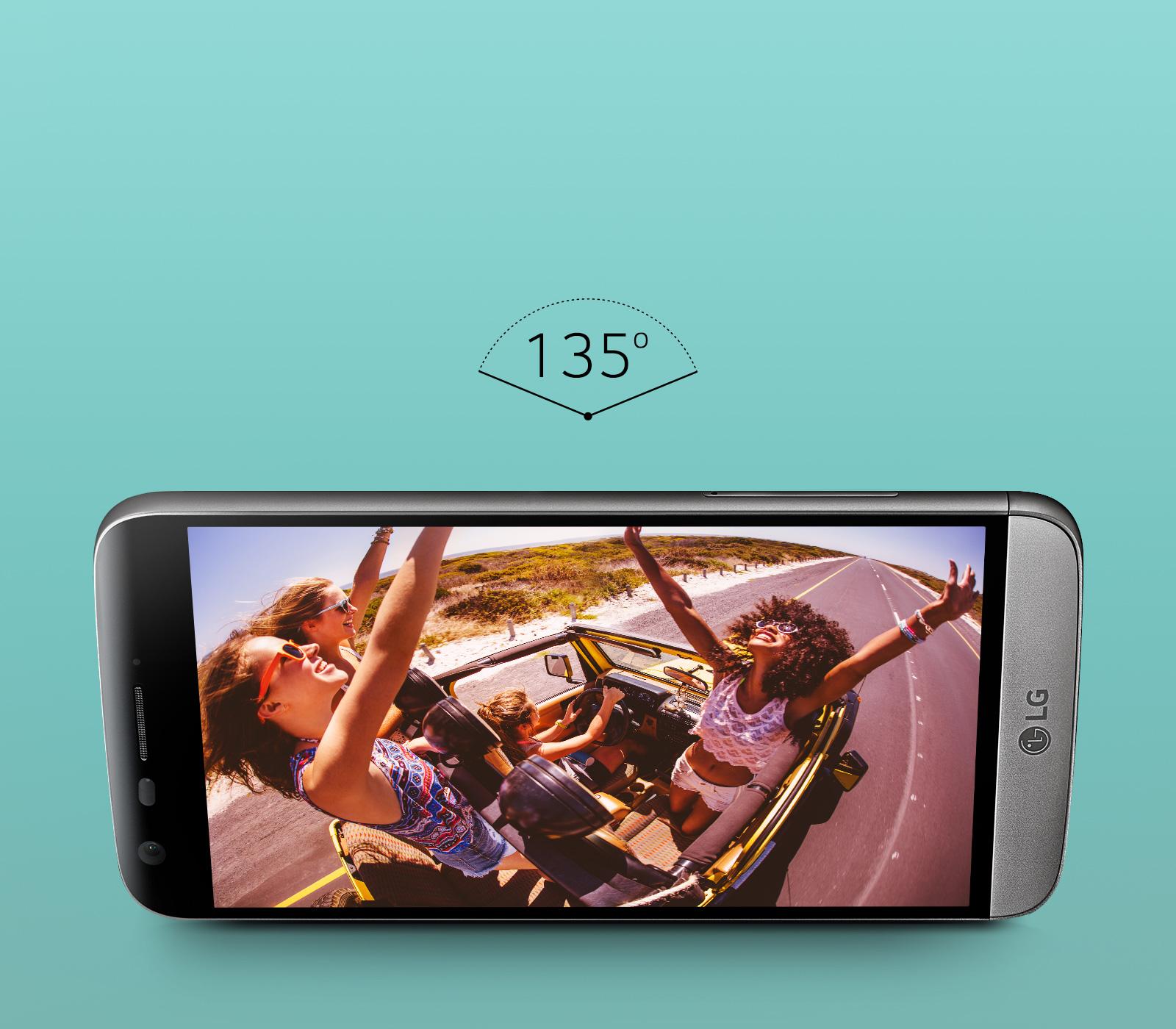 Kamera belakang Wide Angle LG G5 SE