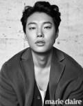 Ryu Joon Yul di Marie Claire