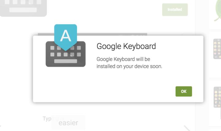 Google Keyboard 5.0 meluncur di Play Store