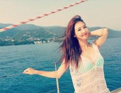 Oh Jung Yun Cantik