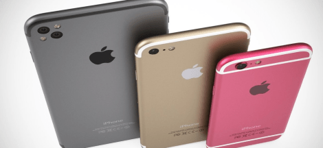 Render Images iPhone 7