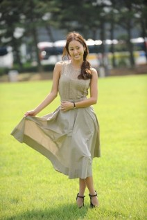 Senyum Manis Jun Hye Bin