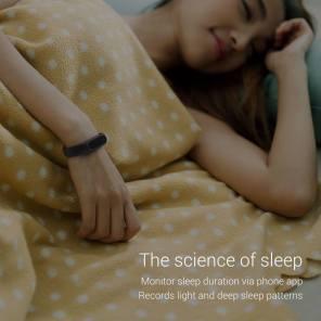Mi Band 2 Sleep Monitoring