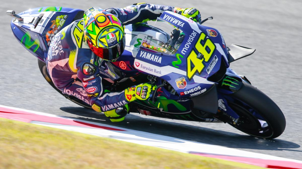 Valentino Rossi 46 The Return of The King