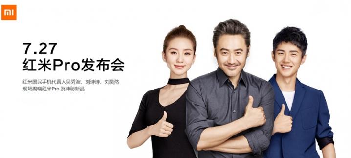 3 Aktor Pengguna Redmi Pro