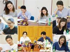 "Script Reading Drama Korea ""Jealousy Incarnate"""