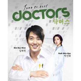 "Poster K-Drama ""Doctors"" (3)"