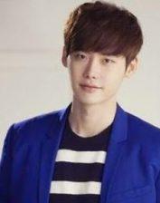 Lee Jong Suk Blue Suite