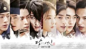 Foto Poster K-Drama Moon Lovers Scarlet Heart Ryeo (5)