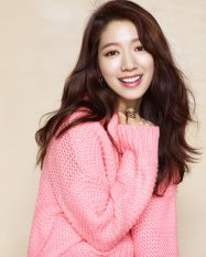 Park Shin Hye with a Natural Beauty
