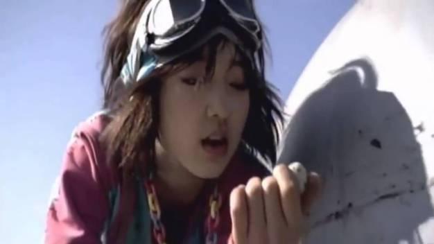 """Park Shin Hye Debut in Music Video """"Flower"""""""