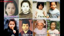Childhood Photos of Song Hye Kyo (1)