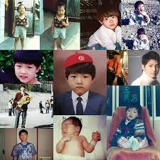 Childhood Photos of Song Joong Ki (2)