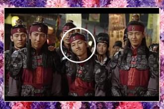 """Song Joong Ki in K-Drama """"A Frozen Flower"""""""