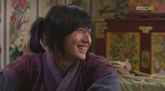 "Jung Il Woo in Historical K-Drama ""The Return of Iljimae"""