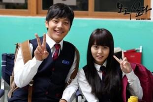 """Foto Kim So Hyun in K-Drama """"Missing You"""" (3)"""